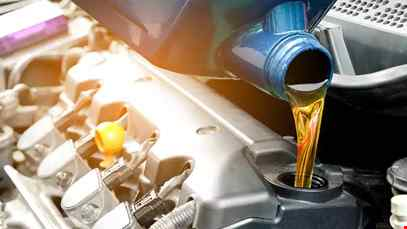 Troca de óleo + filtro  Troca de óleo é na Carrera!