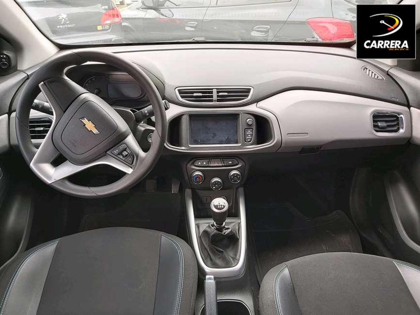 Chevrolet Onix 1.0 MPFI LT 8V 4P MANUAL