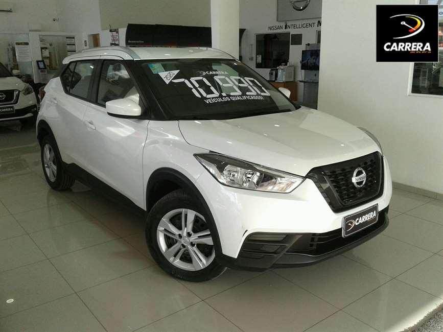 Nissan Kicks 1.6 S CVT DIRECT
