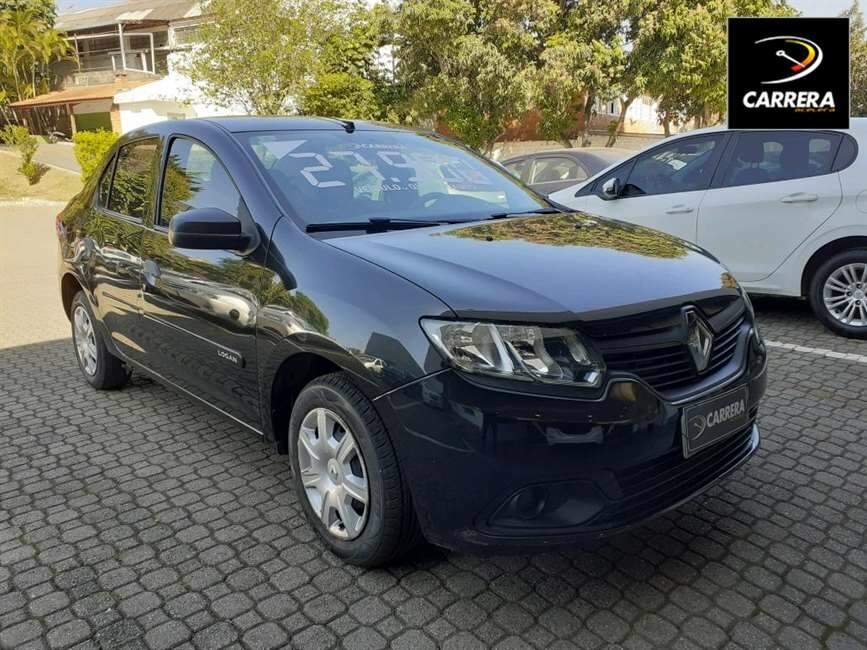 Renault Logan 1.0 AUTHENTIQUE 16V 4P MANUAL