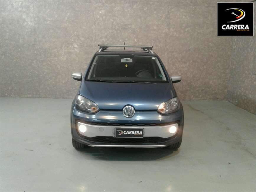 Volkswagen Crossup UP 1.0 MPI 12V 4P MANUAL
