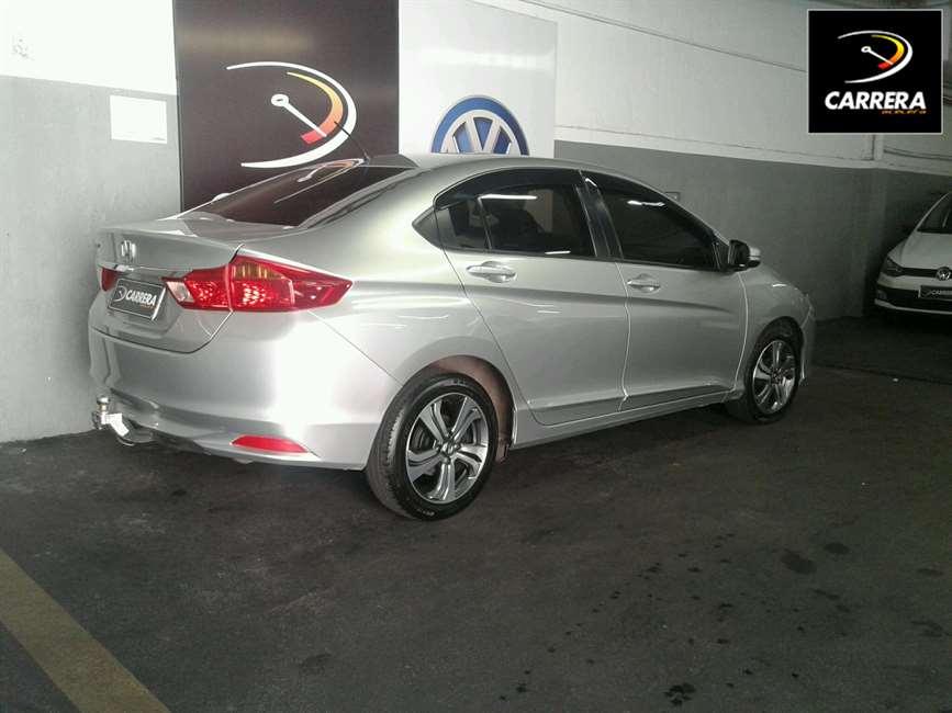 Honda City 1.5 LX 16V 4P AUTOMATICO