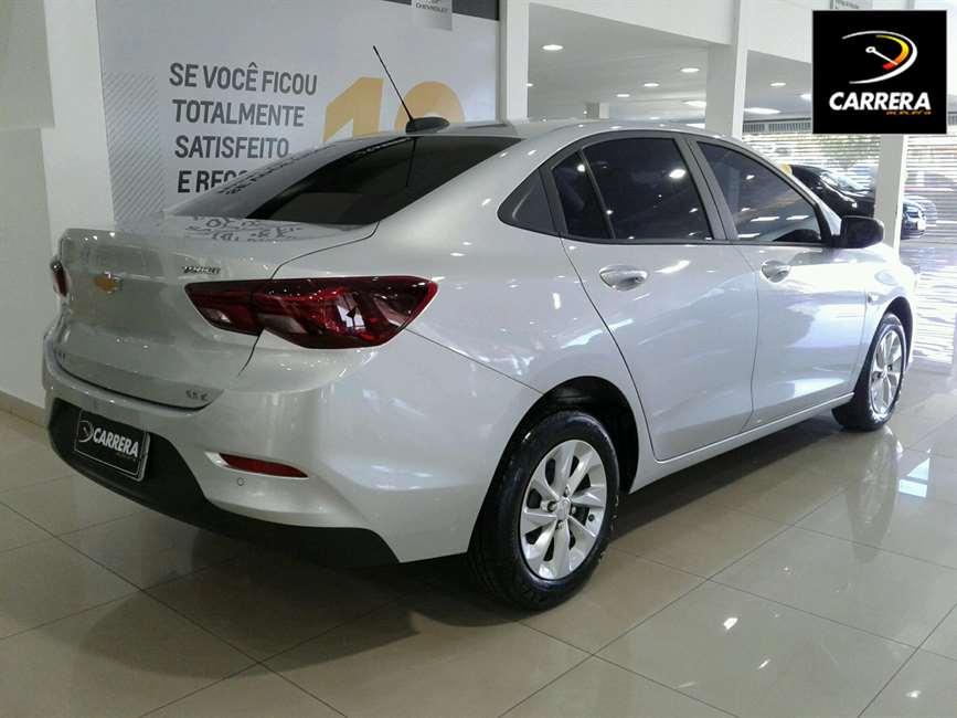 Chevrolet Onix 1.0 TURBO PLUS LTZ AUTOMÁTICO