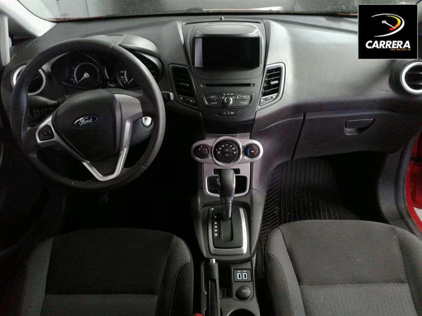 Ford Fiesta 1.6 SE PLUS HATCH 16V 4P POWERSHIFT