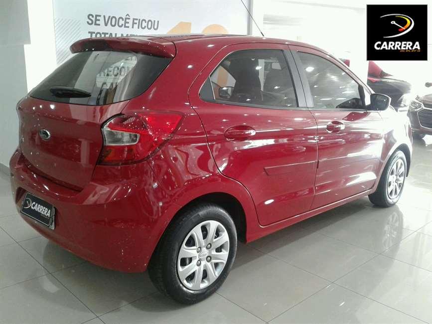 Ford Ka 1.0 SE 12V 4P MANUAL