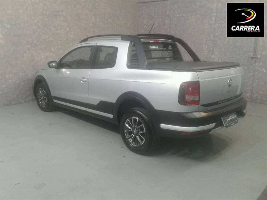 Volkswagen Saveiro 1.6 CROSS CD 16V 2P MANUAL