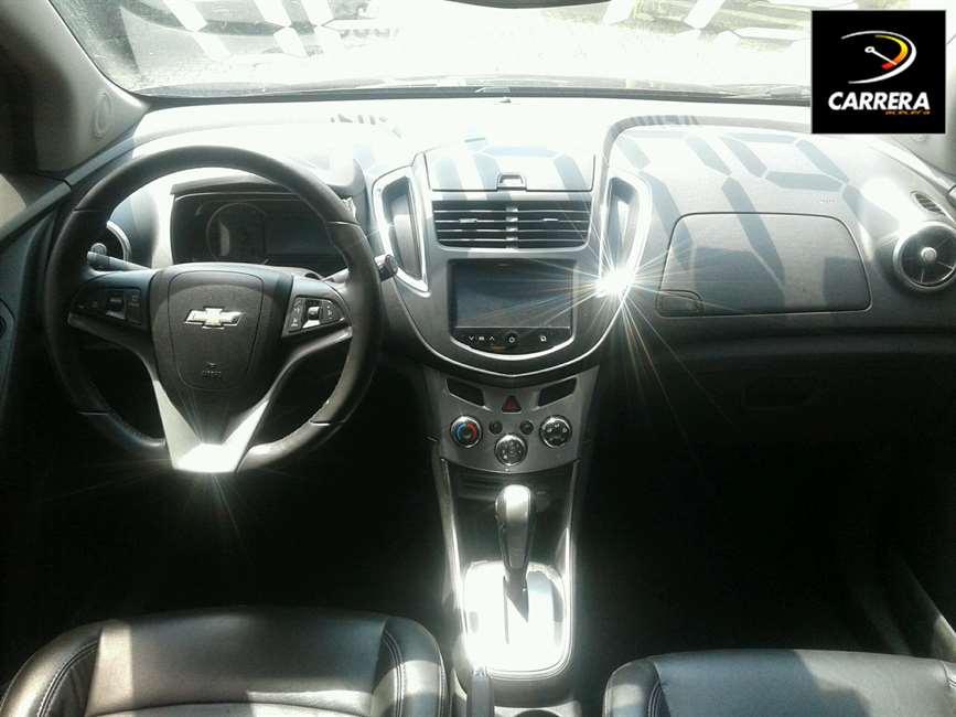 Chevrolet Tracker 1.8 MPFI LTZ 4X2 16V 4P AUTOMATICO