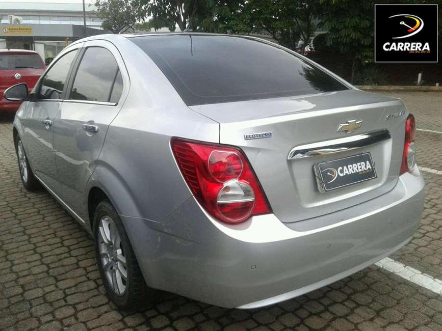 Chevrolet Sonic SEDAN LTZ 1.6 16V (AT) (POWER)