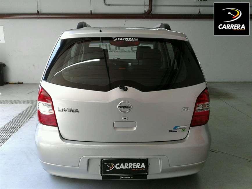 Nissan Livina 1.8 SL 16V 4P AUTOMATICO