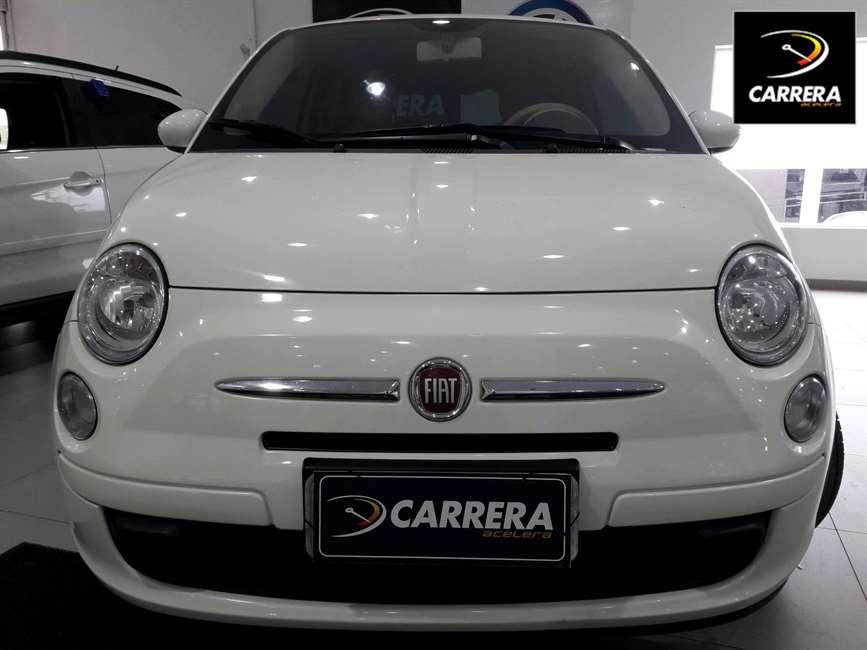 Fiat 500 1.4 CULT 8V 2P MANUAL