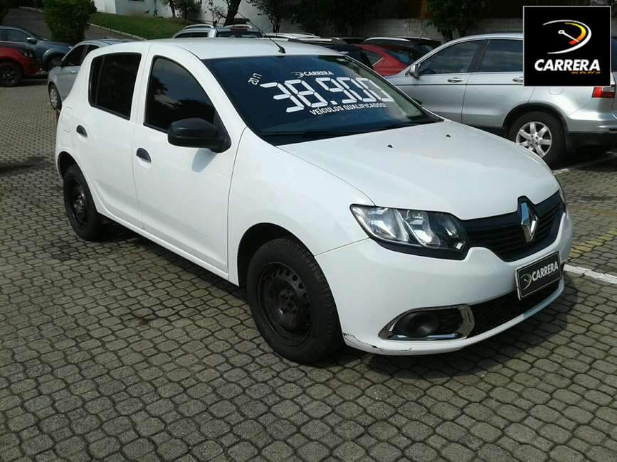 Renault Sandero 1.0 12V SCE AUTHENTIQUE 4P MANUAL