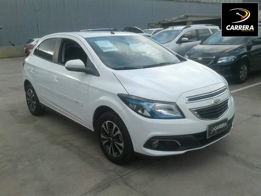 Chevrolet Onix 1.4 MPFI LTZ 8V 4P MANUAL
