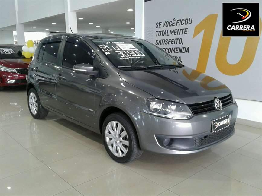 Volkswagen Fox 1.6 MI 8V 4P MANUAL