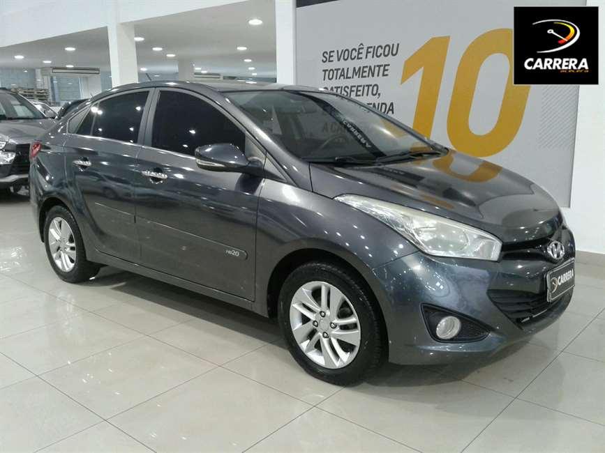 Hyundai HB20S 1.6 PREMIUM 16V 4P AUTOMATICO