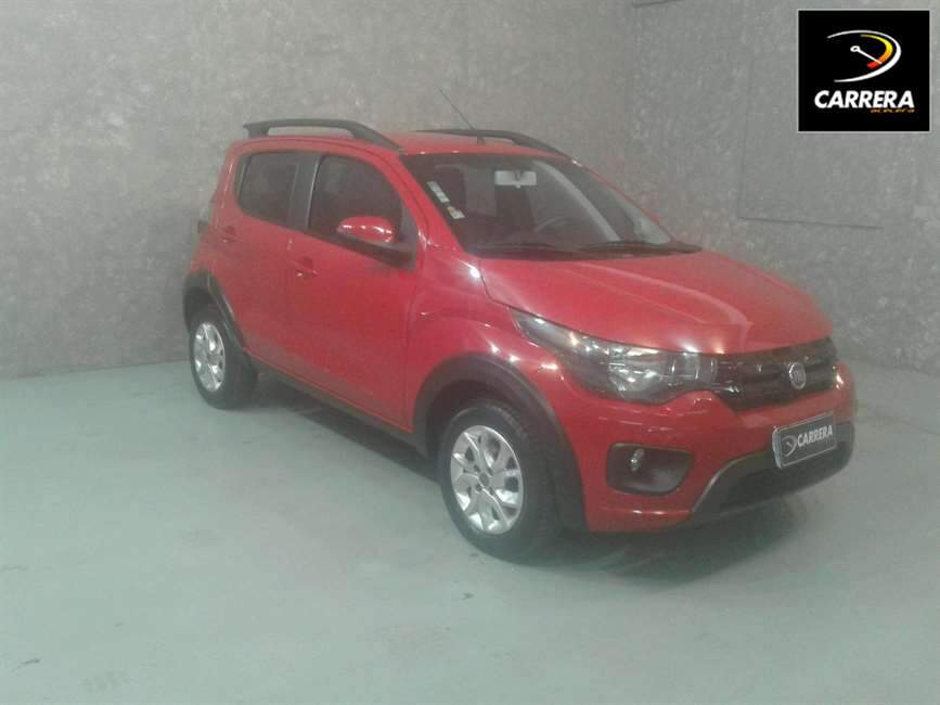 Fiat Mobi 1.0 8V EVO WAY ON MANUAL