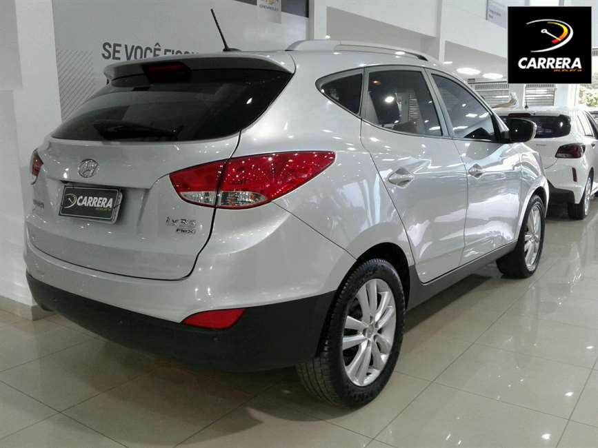 Hyundai IX35 2.0 MPI 4X2 16V 4P AUTOMATICO