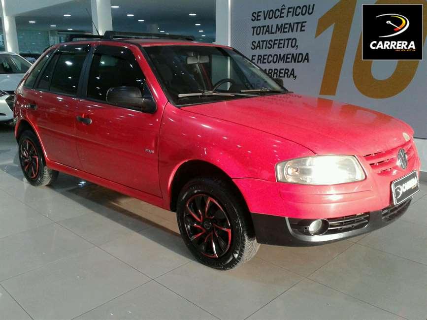 Volkswagen Gol 1.0 MI PLUS 8V 4P MANUAL G.IV