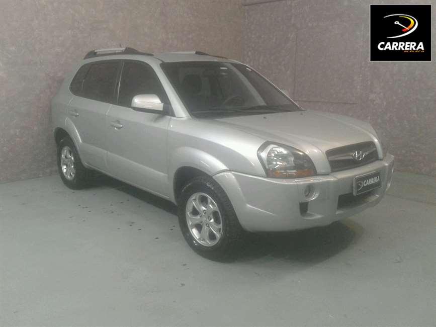 Hyundai Tucson 2.0 MPFI GLS 16V 143CV 2WD 4P AUTOMATI