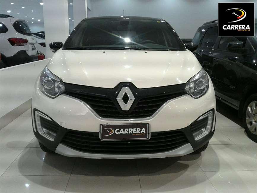 Renault CAPTUR 1.6 16V SCE INTENSE X-TRONIC
