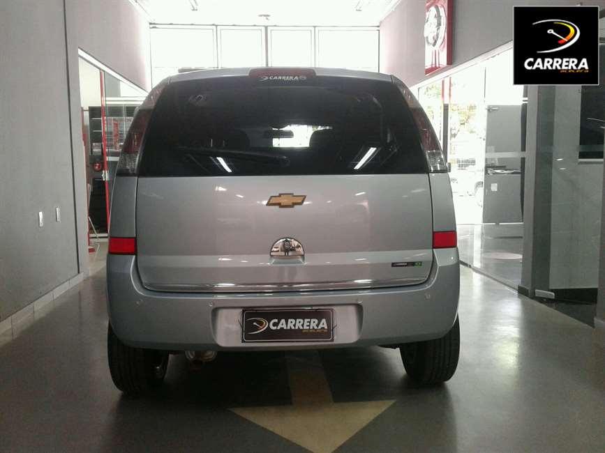 Chevrolet Meriva 1.4 MPFI MAXX 8V ECONO. 4P MANUAL