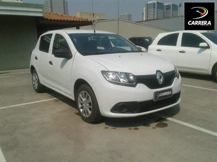 Renault Sandero 1.0 12V SCE AUTHENTIQUE MANUAL