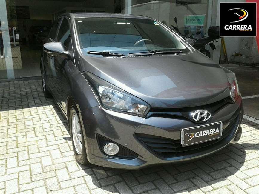 Hyundai HB20 1.6 COMFORT PLUS 16V 4P AUTOMATICO
