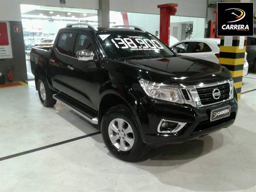 Nissan Frontier 2.3 16V TURBO LE CD 4X4 AUTOMATICO