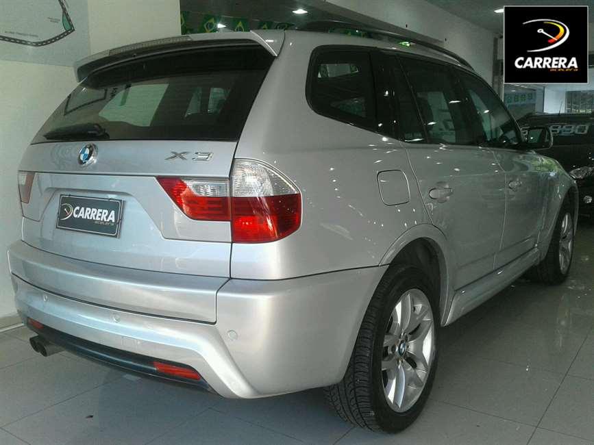 BMW X3 3.0 SPORT 4X4 24V 4P AUTOMATICO