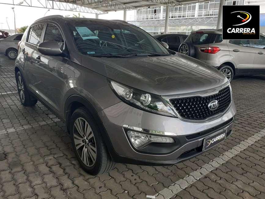 Kia Sportage 2.0 EX 4X2 16V 4P AUTOMATICO