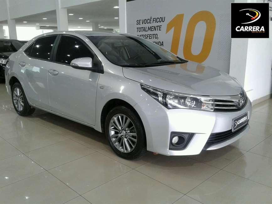 Toyota Corolla 2.0 XEI 16V 4P AUTOMATICO