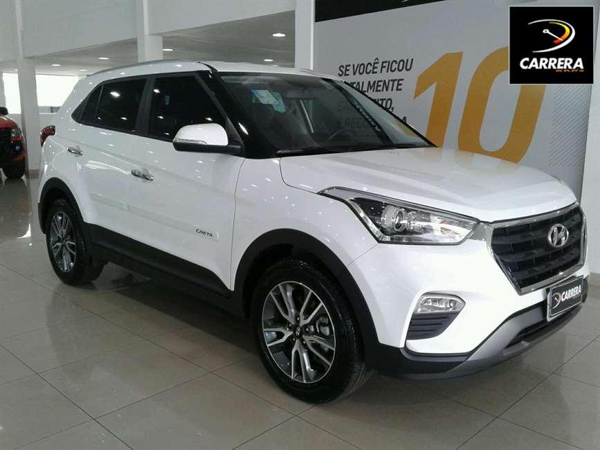 Hyundai Creta 2.0 16V PRESTIGE AUTOMATICO