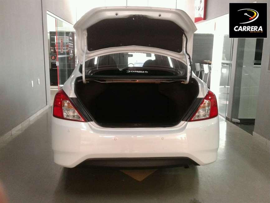 Nissan Versa 1.6 16V START SL 4P XTRONIC