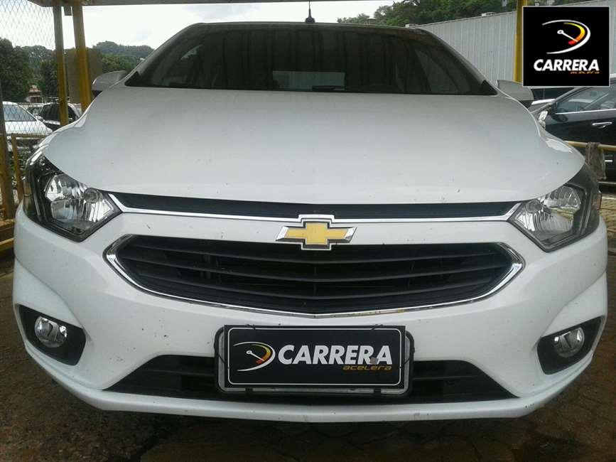 Chevrolet Prisma 1.4 MPFI LTZ 8V 4P MANUAL