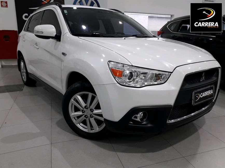 Mitsubishi ASX 2.0 4WD 16V 4P AUTOMATICO