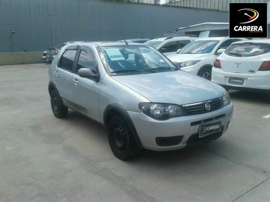 Fiat Palio 1.0 MPI FIRE WAY 8V 4P MANUAL