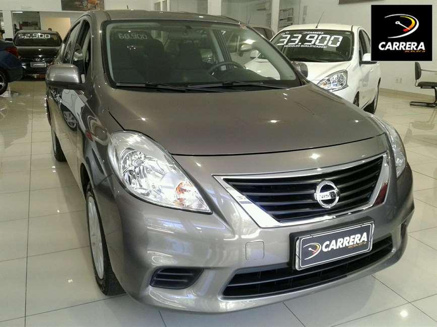 Nissan Versa 1.6 16V SV 4P MANUAL