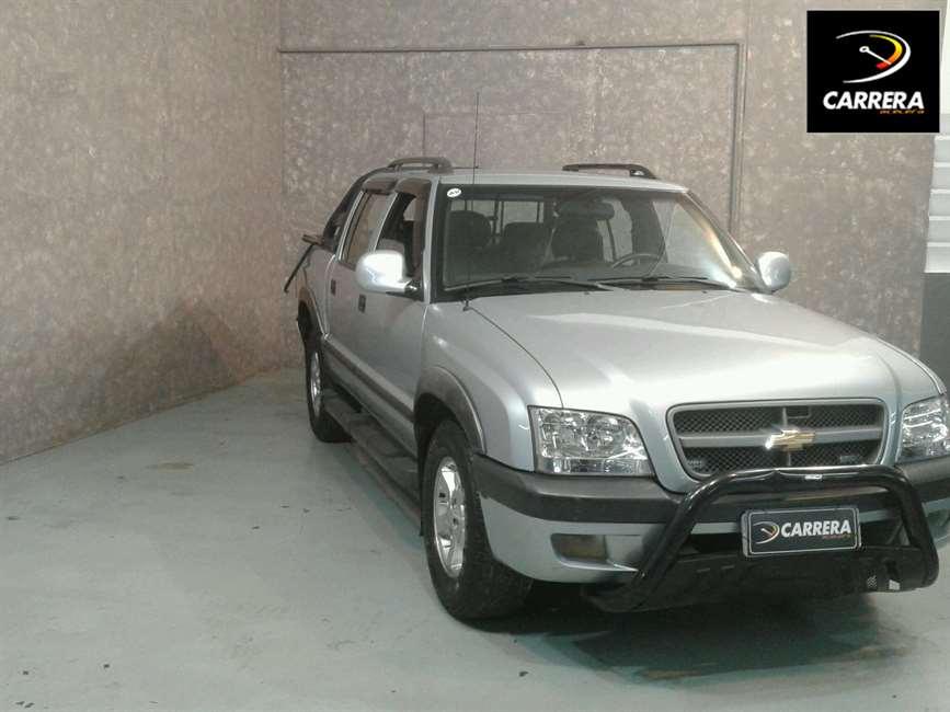 Chevrolet S10 2.4 ADVANTAGE 4X2 CD 8V 4P MANUAL