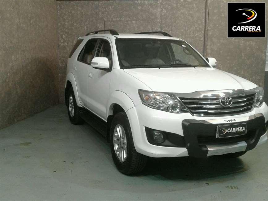 Toyota Hilux SW4 2.7 SR 4X2 16V 4P AUTOMATICO