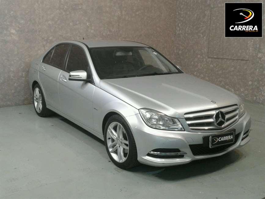 Mercedes-Benz C 180 1.6 CGI CLASSI16V TURBO 4P AUTOMA