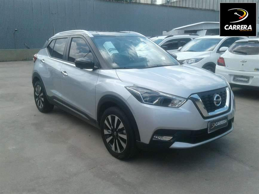 Nissan Kicks 1.6 16V START SL 4P XTRONIC