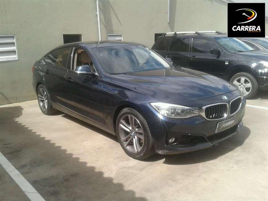 BMW 320i 2.0 GT SPORT 16V TURBO 4P AUTOMATICO
