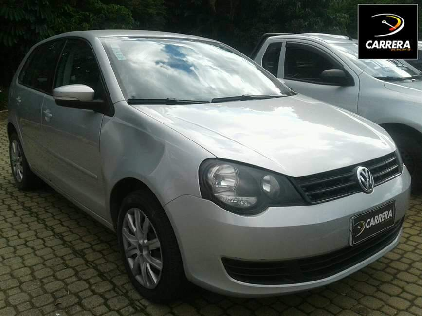 Volkswagen Polo 1.6 MI 8V 4P MANUAL