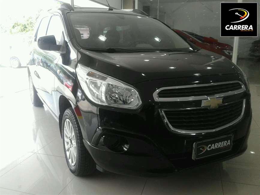 Chevrolet Spin 1.8 LT 8V 4P AUTOMATICO
