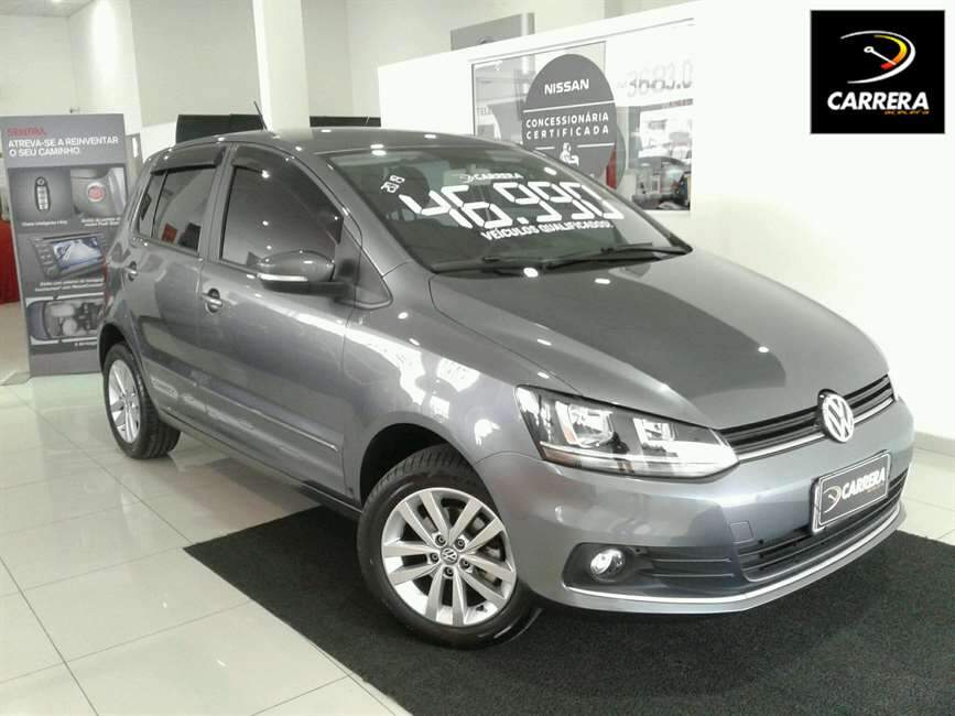 Volkswagen Fox 1.6 MSI TOTAL CONNECT 4P I-MOTION