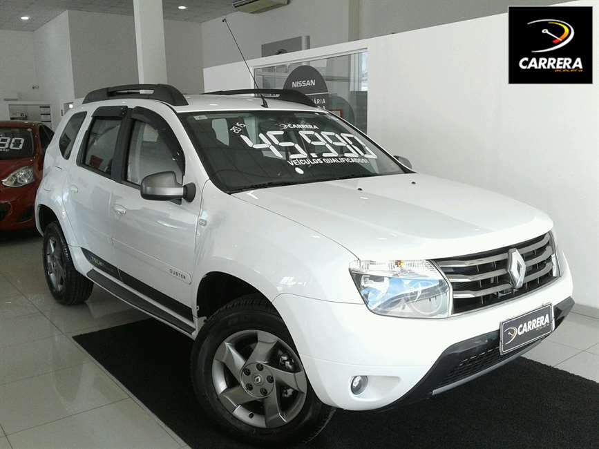 Renault Duster 2.0 TECH ROAD II 4X2 16V 4P AUTOMATICO