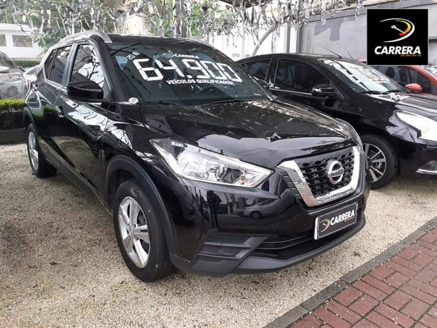 Nissan Kicks 1.6 16V START S 4P MANUAL
