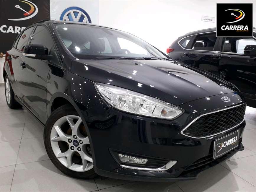 Ford Focus 1.6 SE PLUS 16V 4P MANUAL