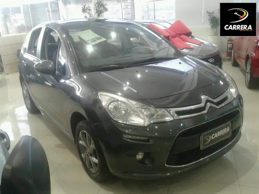 Citroen C3 1.5 TENDANCE 8V 4P MANUAL