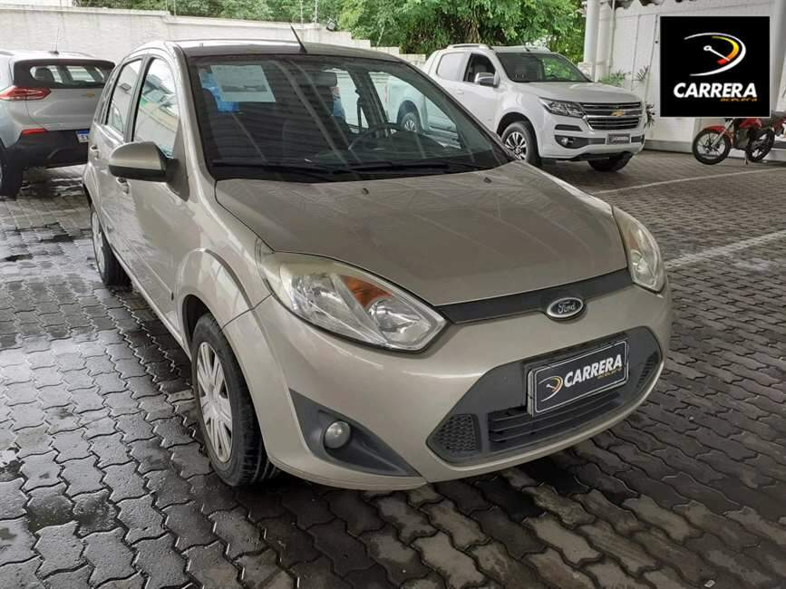 Ford Fiesta 1.6 MPI HATCH 8V 4P MANUAL