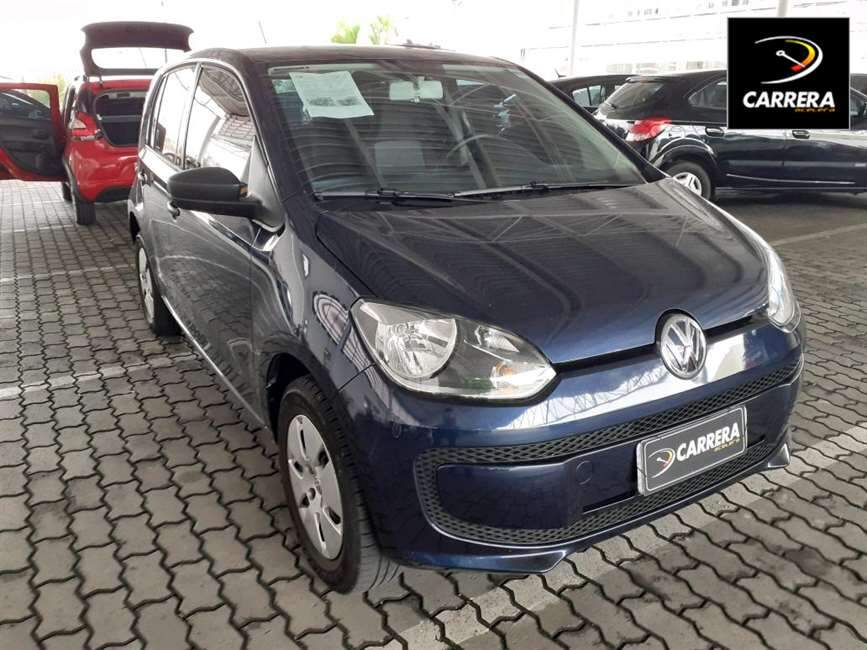 Volkswagen Up! 1.0 MPI TAKE 12V 4P MANUAL
